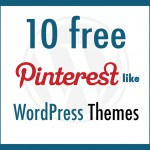 10 Free Pinterest like WordPress Themes