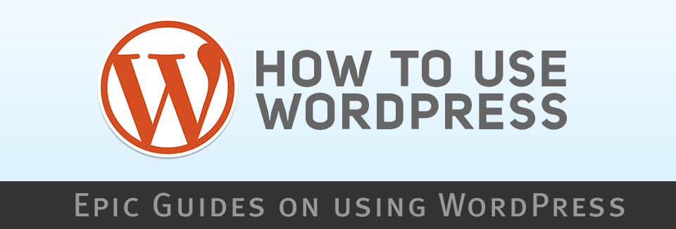 How-to-use-WordPress-new