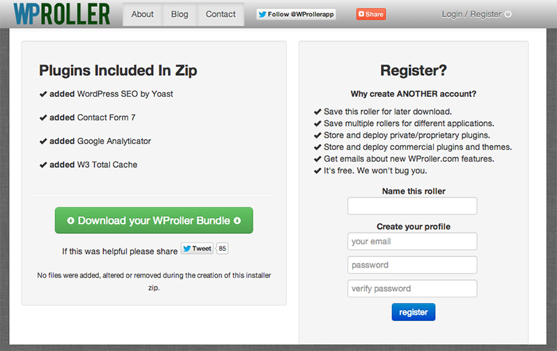 WPRoller-download-zip