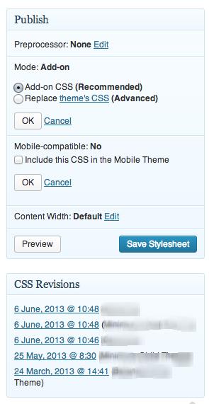 CSS-editor-options