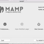 Using MAMP to Install WordPress Locally