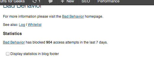 Bad-Behavior-stats