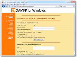 Change PhpMyAdmin Password for root