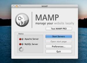 start-MAMP