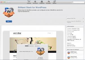 WordPress-stack-app-store