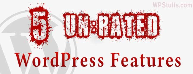 un-rated-WordPress-feature