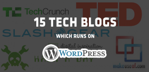 Wordpress-powered-tech-blogs