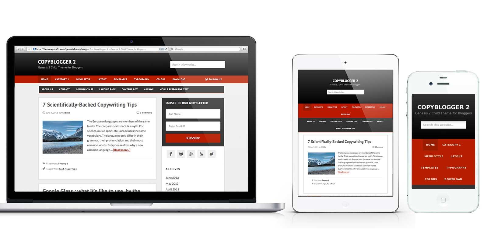 copyblogge2r-screenshot