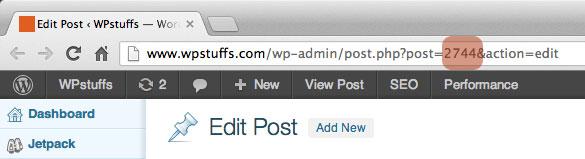 find-post-page-id-wordpress