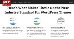 thesis-wordpress-framework