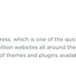 WordPress Development Courses